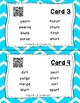 Highlight the Sounds QR Code Task Cards Set 2 IREAD PHONICS