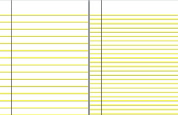 Highlighted Paper for Staying on the Line and/or Size Control