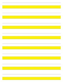 Highlighted journal paper for writing