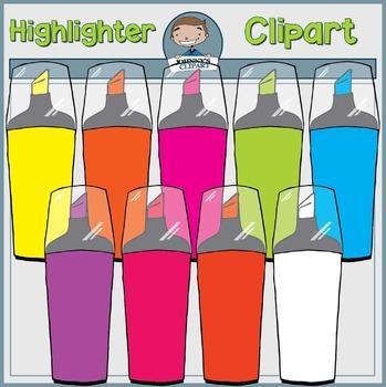 Highlighter Clipart