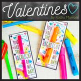 Highlighter Valentine