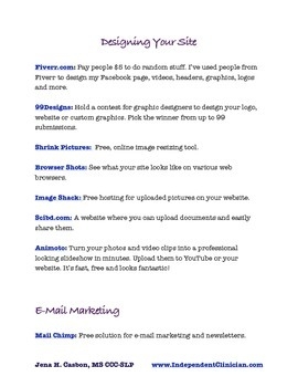Highly Recommended Tools You NEED for Your Website / Social Media Presence