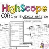 Highscope COR Charting/ Documentation