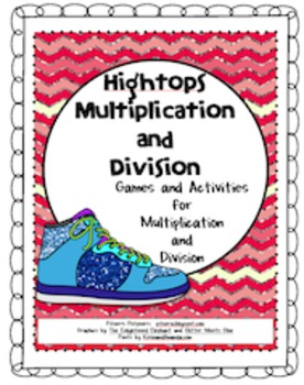 Hightops Multiplication and Division Games