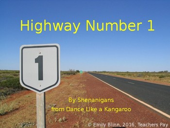 Highway No.1 - Introduction PowerPoint