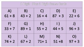 Hike Your Way with Double Digit Addition and Subtraction
