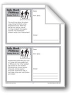 Hiking Trails (Grade 6+ Daily Word Problems-Week 23)