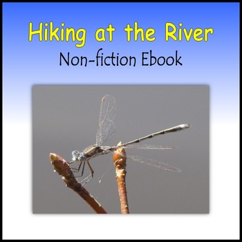 Hiking at the River (Non-fiction E-book)