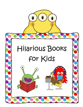 Hilarious Books for Kids