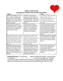 Hilbert's Valentine Gift, Student Activity Pages