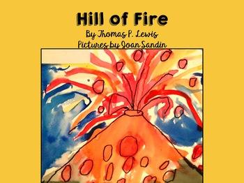 Open House Bulletin Board! Hill of Fire Unit/Volcanoes