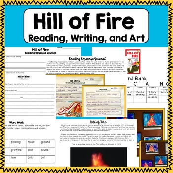 Hill of Fire Unit/Volcanoes/Common Core Aligned
