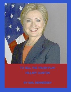 Hillary Clinton:Reader's Theater Script