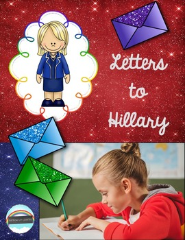 Hillary Clinton Close Read and Writing Activity