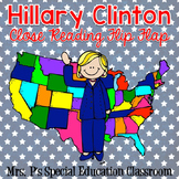 Hillary Clinton Close Reading Flip Flap