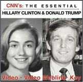 Hillary Clinton & Donald Trump Video Guide Bundle - CNN Essential Biographies