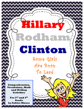 Hillary Clinton: Some Girls Are Born to Lead - Vocab, Comp