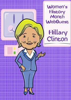 Hillary Clinton WebQuest