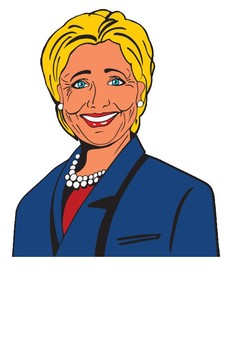 Hillary Clinton Word Search