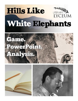 Hills Like White Elephants Lesson