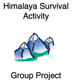 Himalaya Survival Project PBL