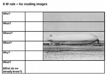 Hindenburg Source Analysis Activity