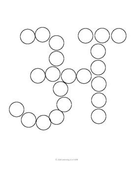 Hindi Alphabet (Varnamala) Dot a Dot