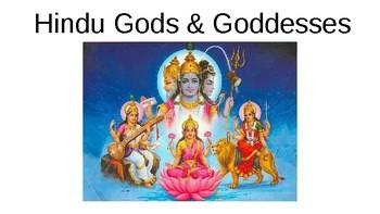 Hindu Gods & Goddesses slideshow