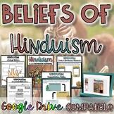 Beliefs of Hinduism  {Digital AND Paper}