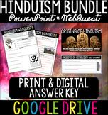 Hinduism BUNDLE - PowerPoint + WebQuest