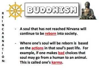 hinduism and buddhism differences