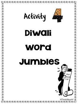 Hinduism: Diwali Fun Activity Pack