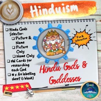 Hinduism: Hindu Gods & Goddesses