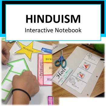 Hinduism Interactive Notebook