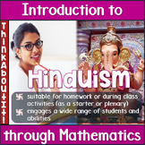 Hinduism Activity Pack