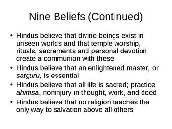 Hinduism, Mantras and Mandala