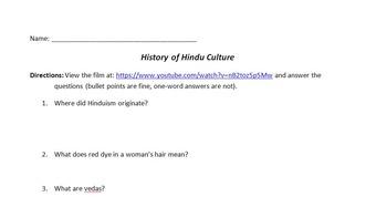 Hinduism Questions