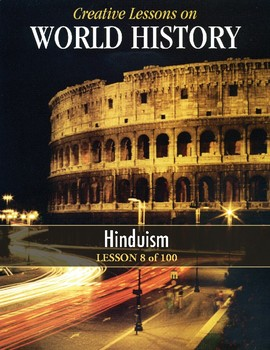 Hinduism, WORLD HISTORY LESSON 8/100, Reading, Unique Class Game & Quiz