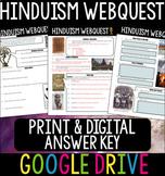 Hinduism WebQuest - Distance Learning