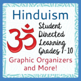 Hinduism Research Project World Religions Graphic Organizers