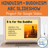 Hinduism and Buddhism Project for Google Slides