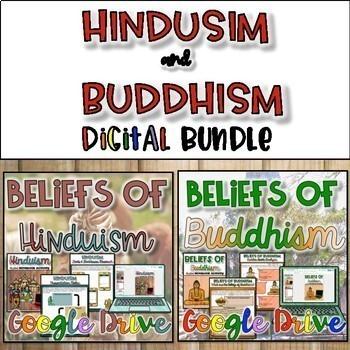 Hinduism and Buddhism Bundle {Digital}