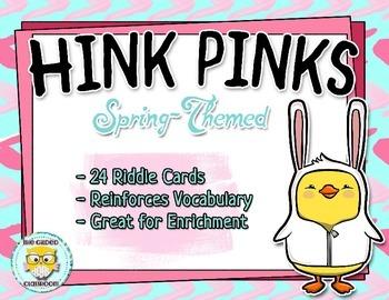 Hink Pink Riddles