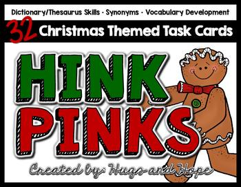Hink Pinks - Christmas