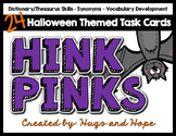 Hink Pinks - Halloween