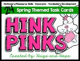 Hink Pinks - Spring