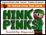 Hink Pinks - St. Patrick's Day