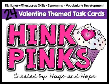 Hink Pinks - Valentine's Day