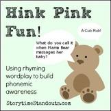 Hinky Pinks