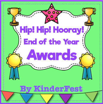 Hip! Hip! Hooray! End of the Year Awards